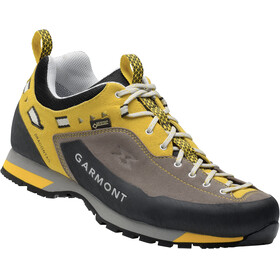 Garmont Dragontail LT GTX Shoes Men anthracite/yellow